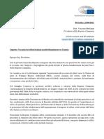 La lettera del M5S al Presidente De Luca sulla vicenda dei rifiuti italiani spediti illegalmente in Tunisia