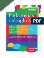 RESUMEN_LIBRO_PEDAGOGIAS_DEL_SIGLO_XXI