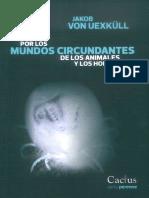 Hakob Von Huexkull - Andanzas Por Los Mundos Circundantes
