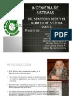 Stafford Beer y el modelos del sistema viable
