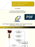 Diagnostic Et Surveillance de Systèmes.