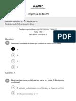 Resposta-questionario-05. Quizz O Modelo RTI e a Alfabetização