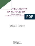 La novela corta en conflicto