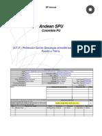 ACPU_AFE_PRJ_STP_001_01 - Protección Contra Descargas Atmosféricas y Sistemas de Puesta a Tierra BP 2009