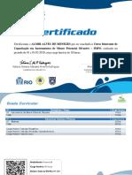 Curso Itinerante de Capacitação Em Instrumentos de Menor Potencial Ofensivo – IMPO-Certificado Turma 57 5104