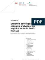 Statistical coverage and economic analysis of the logistics sector in the EU 2008_12_logistics