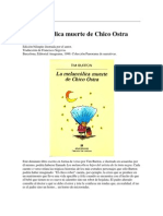 La Melancólica Muerte de Chico Ostra - Análisis de Sergio Eisen