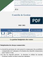 Séance 5 Controle de Gestion S6 G E1