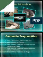 Tema 1-1 Obras Hidráulicas (UPTM)