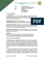 Sem 5 - Sesion 01- Aglomerantes, Definicion y Clasificacion