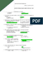TEST 1 Leng P
