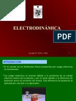 PPT 10 - Corriente Eléctrica, Resistividad y Resistencia Eléctrica