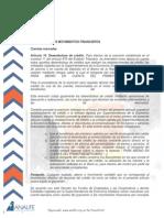 cuentas marcadas GMF - vencimientos