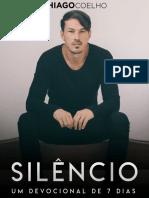 devocional SILENCIO - THIAGO COELHO