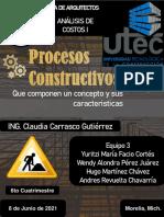 Procesos Constructivos_ Reporte