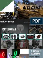 catalogo online alta gama