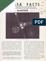 NASA Facts Mariner