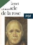 18986840 Jean Genet Le Miracle de La Rose 1946 Scans