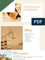 Chandon Spritz Garden - Groupe 8