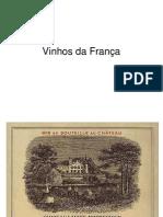 Vinhos mais famosos França