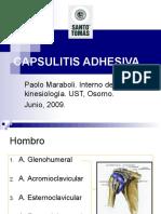 capsulitis adhesiva