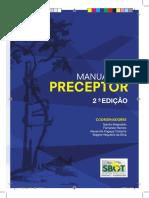 Manual Do Preceptor 2017 Sbot