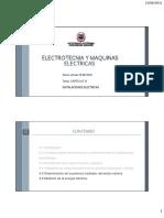 Presentación Instalaciones Electricas Parte II