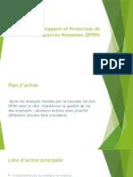 Développent Et Protection de Ressources Humaines (DPRH