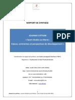 Sport Etudes Au Maroc Enjeux Contraintes Et Perspectives de Developpement