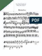 Swan Lake Violin Solo Tchaikovsky-Op20.Violin1