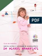 Planos Parentais Manual NET 2014