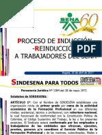 PRESENTACIÓN 2017 - INDUCCIÓN-REINDUCCIÓN TRABAJADORES - SINDESENA