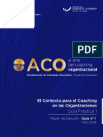 ElContextoDelCoachingEnLasOrganizaciones_2018