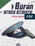 Intruso occidental, Búran de Víctor Sánchez previo de Nou editorial