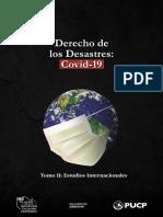 Tomo II Derecho de Los DesastresCovid 19 Estudios Internacionales