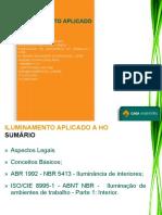 Iluminamento Aplicada HO-REV00-Reduzido