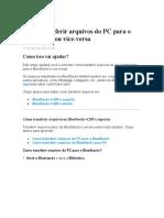 Como transferir arquivos do PC para o BlueStacks ou vice