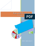 Nicole Dostaler - Fourth Grade - Fractions Unit