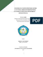 Desain Pengembangan Sistem Proteksi Listrik Digital Satu Phasa Berbasis Mikrokontrol Atmega16 Sebagai Pengaman Kelistrikan Rumah Tinggal_tugas Akhir