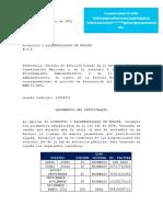 DERECHO DE PETICIÓN 11070971