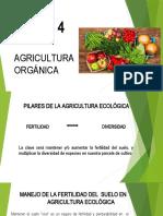 CLASE 4 AGRICULTURA ORGANICA