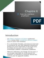 06 - Interface Graphique - Ergonomie - Future Des Interfaces Graphiques