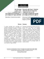 Artigo - Projeto Final - Bases Computacionais da Ciência - (Final)2° Quadrimestre 2010