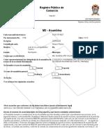Registro Público de Comercio de México