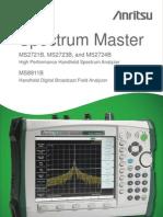 ms272Xb user manual