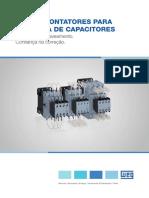 WEG-contatores-Capacitores CWB-50042424-pt