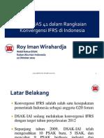 1-Adopsi IAS 41 dalam Rangkaian Konvergensi IFRS di Indonesia- Roy Iman W