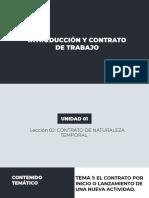 L2 - CONTRATO DE NATURALEZA TEMPORAL