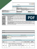 Planeación Artes 2do  14 - 18 de junio 2021
