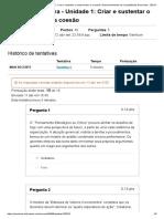 Atividade Objetiva - Unidade 1_ Criar e sustentar o compromisso e a coesão_ Desenvolvimento de Competências Gerenciais - 2021_1 (1)